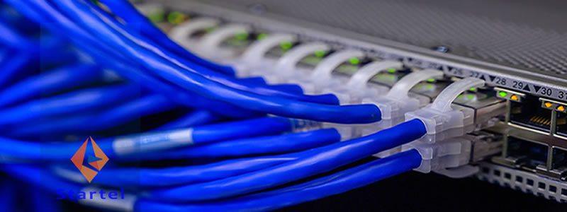 conexión de redes