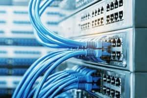conexión a switch