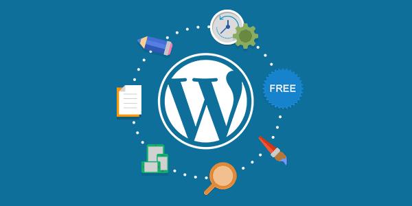 wordpress pagina web